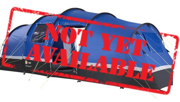 4 Person Standard Tent - Silverstone WEC
