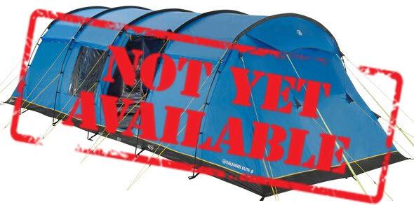 8 Person Standard Tent - Silverstone WEC