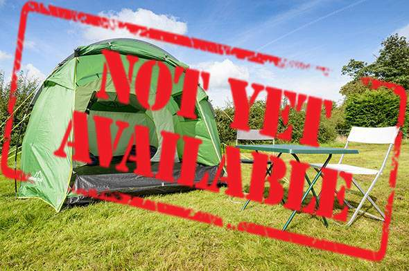 2 Person Standard Tent - Silverstone WEC