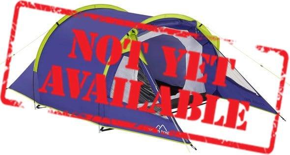 2 Person Budget Tent - British MotoGP