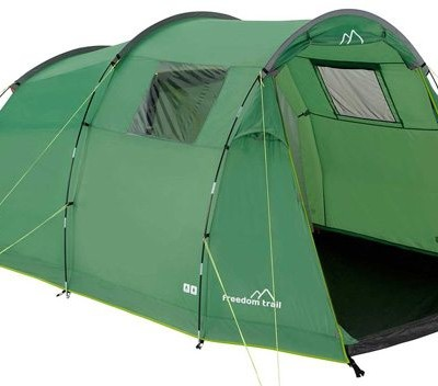 2 person standard pre erected tent for our MotoGP events